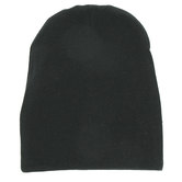 Black Infant Knit Cap